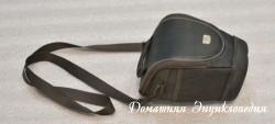 Фотосумка Rivacase 7205B-01 (PS) Digital Case black. То, что я хотел