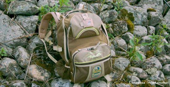 Рюкзак рыболовный Aquatic Р-40. Статьи о рыбалке. Снаряжение.