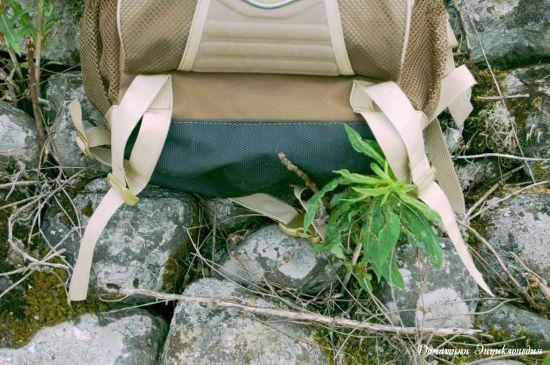 Рюкзак рыболовный Aquatic Р-40. Дно и ремни для крепления дополнительных аксессуаров. Статьи о рыбалке. Снаряжение.