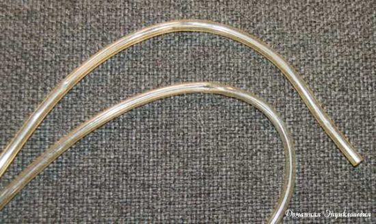 Изображение 1 : Трубочная защита крючка от зацепов (незацепляйка). Технологии XXI века.